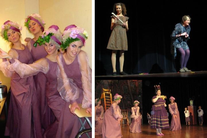 Musicalproductie Djona's Saga - Tikiko Tilburg - Theaters Tilburg