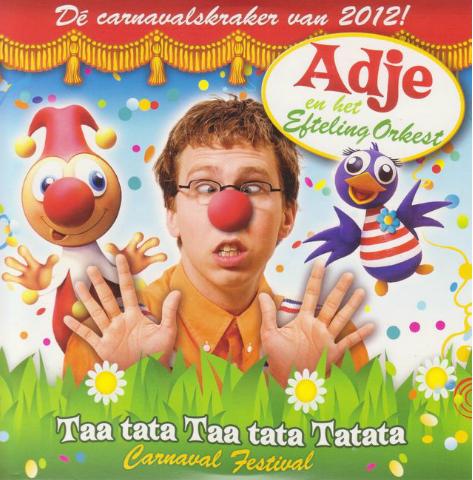 Adje - clip Carnaval Festival / Omroep Brabant - 3 Uurkes Vurraf